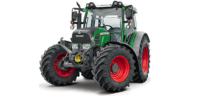 Traktor Fendt 200 Vario zdjęcie z przodu