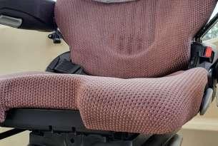Komfortowy fotel pneumatyczny w ciągnikach Arbos 5000 Advanced