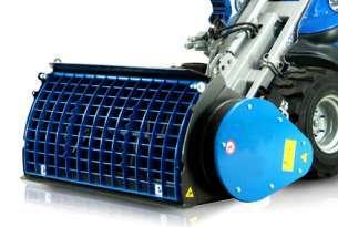 łyżka do mieszania betonu Multione od serii 7 do 10 C890140, C890141