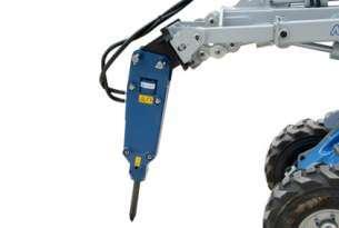 młot hydrauliczny Multione od serii 4 do 10 oraz modele SD C890163, C890164, C890165