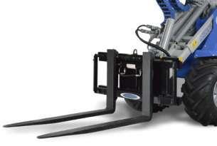 Paleciarka z przesuwem bocznym Multione C890316, C890333 od serii 2 do 10 oraz modele SD