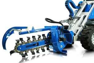 koparka łańcuchowa Multione C890206, C890207, C890208 od serii 2 do 10 oraz modele SD