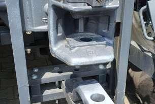 Zaczep automatyczny na ciągniku arbos serii 5000 global