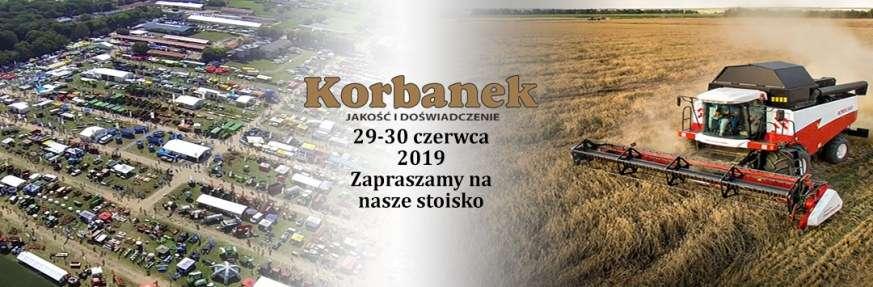 Wystawa w Szepietowie baner korbanek.pl
