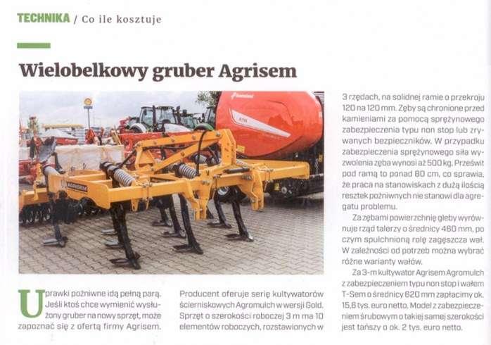gruber firmy Agrisem www.korbanek.pl