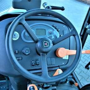 Kierownica i deska rozdzielcza ciągnika arbos 3050