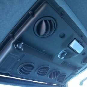 Nawiew oraz klimatyzacja ciągnika arbos 3050