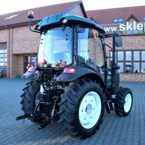 Tył Traktor 3055 obciążniki kołowe 28 cali