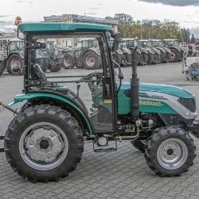 Szybki i zwinny traktor Arbos 2025