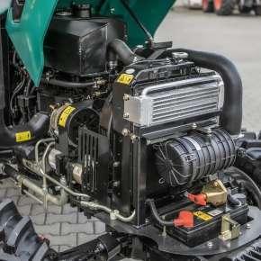 Wydajny i oszczędny silnik w maszynie Arbos 2035