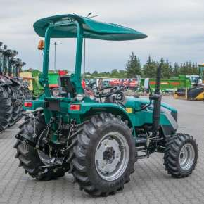 Przewiewny traktor idealny do ogrody Arbos 2035
