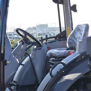 Traktor Rolniczy Arbos 3055 Black Limited Fotel Operatora
