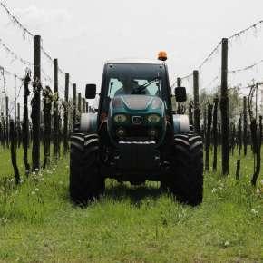 arbos 4000 q w pracach sadowniczych