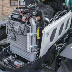 Wydajny silnik Kohler w ciągnikach Arbos 5000 global