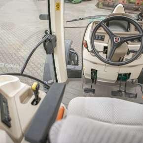 Oczami kierowcy w wygodnej i przestronnej kabinie arbos 5000 global