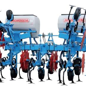 Pielnik do kukurydzy 4-rzędowy SUPERCROP na ramie składanej