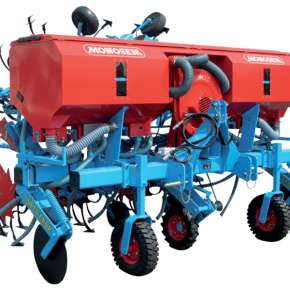 Pielnik Supercrop z podsiewaczem nawozów 980 litrów