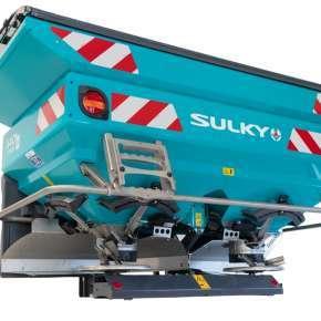 Rozsiewacz nawozów Sulky X40+