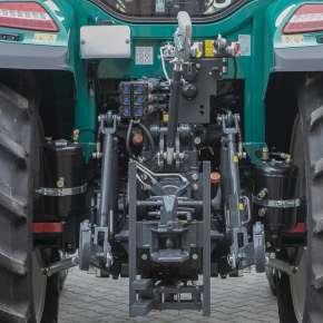 Wszystko co potrzebne na tyłach traktora arbos 5000 advanced