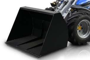 łyżka do materiałów lekkich Multione od serii 2 do 10 oraz modele SD C890052, C890053, C890054, C890055