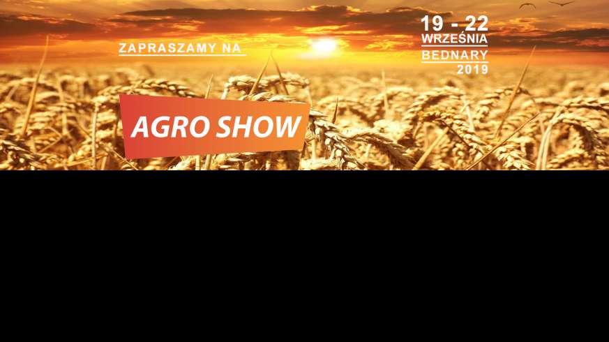 Agroshow Bednary 2019 na korbanek.pl