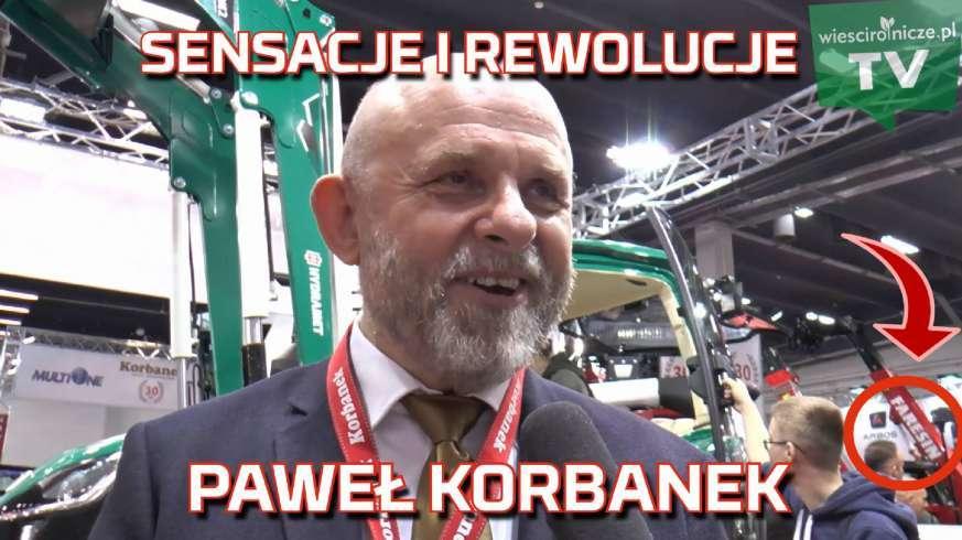 Tapeta z Paweł Korbanek właścicielem i prezesem firmy Korbanek sensacyjnie o nowej ofercie na www.korbanek.pl