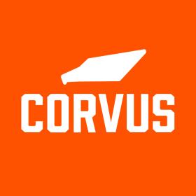 Logo Corvus kwadrat