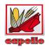 Napis Capello pod logotypem firmy