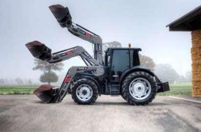 MX - ładowacze czołowe do ciągników rolniczych Ładowacz czołowy MX typ Utility korbanek.pl