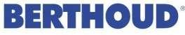 Logo opryskiwaczy marki Berhoud na bialym tle