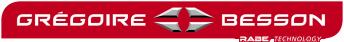 Logo firmy Gregoire Besson producent pługów