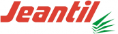 Logo firmy Jeantil producenta rozrzutników obornika wozów asenizacyjnych przyczep roliczych i paszowozów