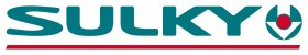 Logo SULKY poziome zielono czerwone