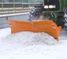 PSV popularne spychacze pługi do śniegu do odśnieżania ulic dróg firmy Samasz Korbanek.pl