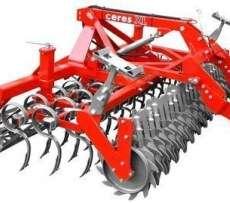 Agregat uprawowy bierny CERES firmy unii Group do uprawy przedsiewnej