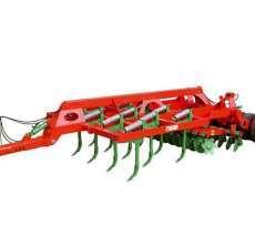Agregat CROSS do głębokiej uprawy i podorywki Unii Group