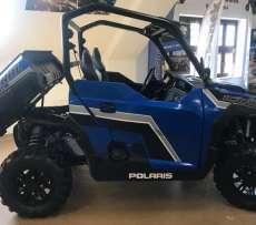 Polaris General 1000 DELUXE Turbo EPS felgi quad aluminiowe pojazd atv czteroosobowy pasy bezpieczeństwa orurowanie bezpieczeństwa wyciągarka 3500 lb linka stalowa zawieszenie Walker Ewans napęd 4x4 2x4