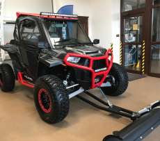 Quad RZR Polaris Turbo XP Sport 200 km korbanek.pl atv racing quad