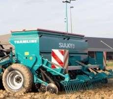 Siewnik zawieszany mechaniczny zbożowy Sulky Tramline SE