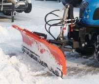 Zdjęcie przedstawiające pług do śniegu Hydramet model T 218/2, sprzedawany przez korbanek.pl.