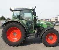 Fendt 200 prezentacja maszyny rolniczej