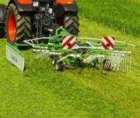 Zgrabiarki typu Z to jednogwiazdowa maszyna do zgrabiania trawy firmy Samasz Korbanek.pl
