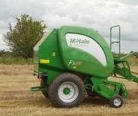 Prasa walcowa McHale F5600 na korbanek.pl