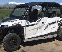 pojazd czterokołowy quad GENERAL 4 1000 EPS czteroosobowy lewy przód