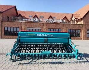 Siewnik zbożowy stopkowy zawieszany Sulky Tramline SE 3m