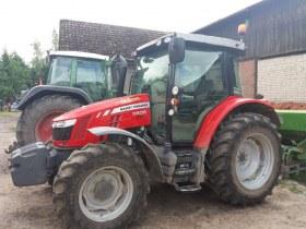 Sprzedam Używany traktor rolniczy MF 5608