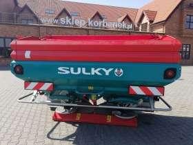 Rozsiewacz nawozów 4000 litrów z komputerem i wagą SULKY X50 o dużej wydajności
