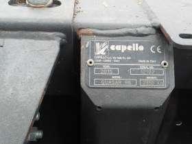 Przystawka do zbioru kukurydzy Capello Quasar R6 używana 2015 rok na korbanek.pl