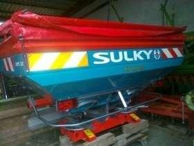 Używany rozsiewacz nawozów SULKY DPX 28 rok produkcji 2012