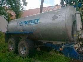 Używanu wóz asenizacyjny Meprozet kościan 14000 litrów